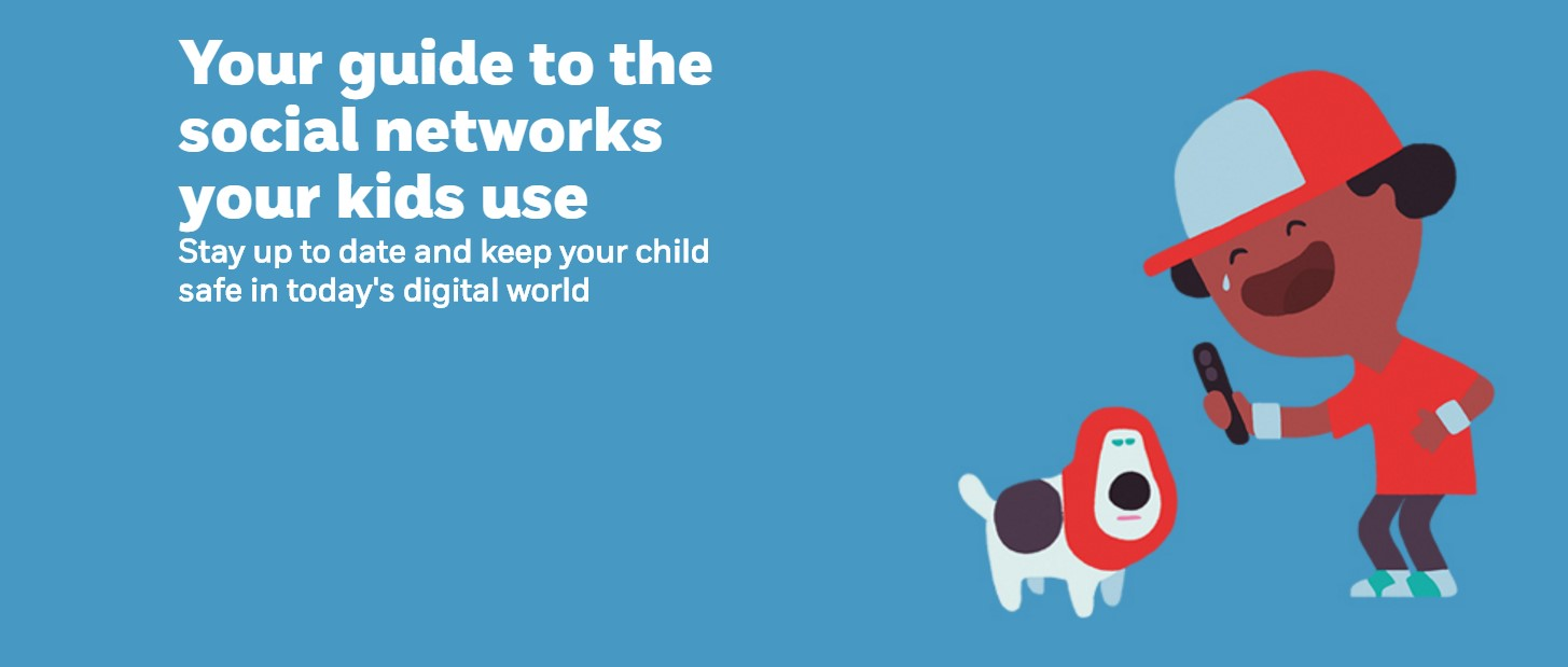 Your guide to the social networks your kids use
