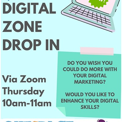 Digital Zone Drop In Sessions - Free Digital Help - For Parents In Croydon
