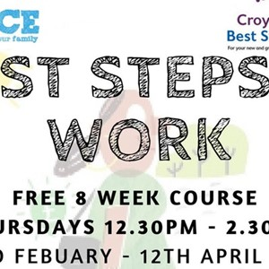 FREE - FIRST STEPS TO WORK WORKSHOP - FOR CROYDON PARENTS